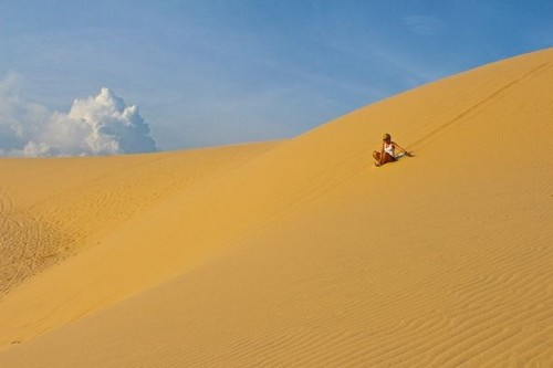 Best Sandboarding Destinations in Vietnam