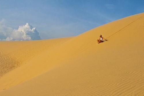 Best Sandboarding Destinations in Vietnam
