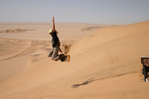 Best Sandboarding Destinations in Namibia