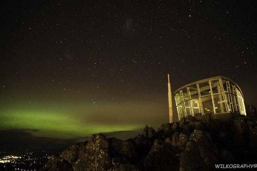 Tasmania night sky