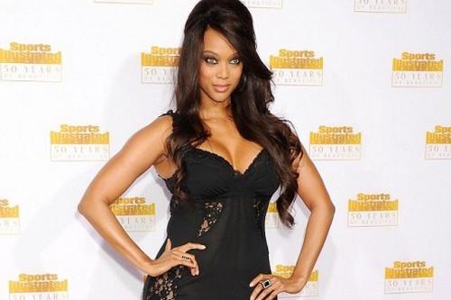 Tyra Banks Sizzling Body