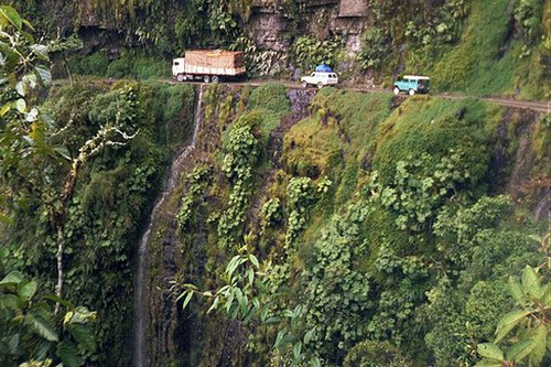 Yungas Road of Death