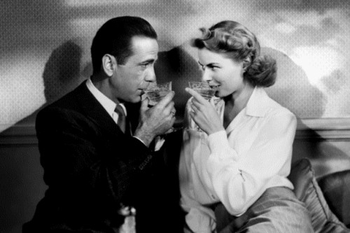 Classic Hollywood Films Casablanca (1942)