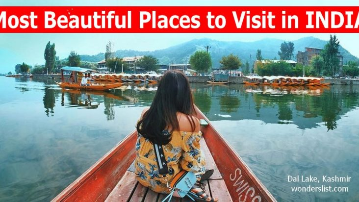 most beautiful places in India