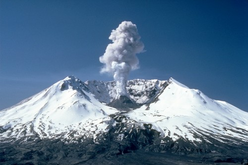 Amazing Volcanoes Helens, USA