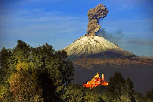 10 Most Amazing Volcanoes, Mexico