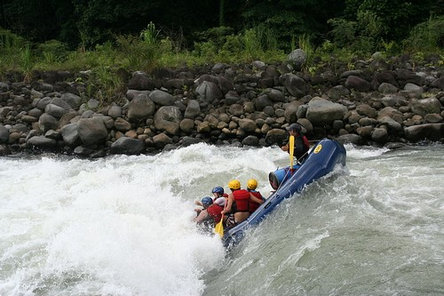River Rafting in Rangit and Teesta Rivers