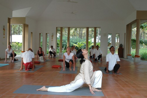 Shreyas Yoga Retreats