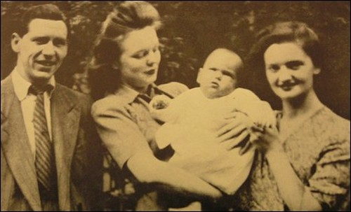 Timothy Evans family