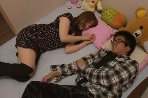 cuddle cafe Bizarre Services from Japan