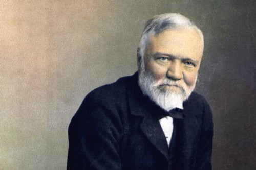 the early life and times of andrew carnegie Andrew carnegie research papers explore the life of this man and his rags- to - riches story.