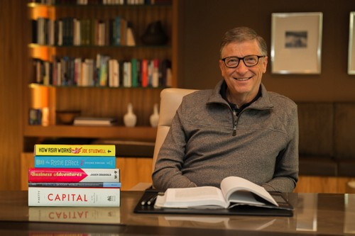 Bill Gates Suggested Books