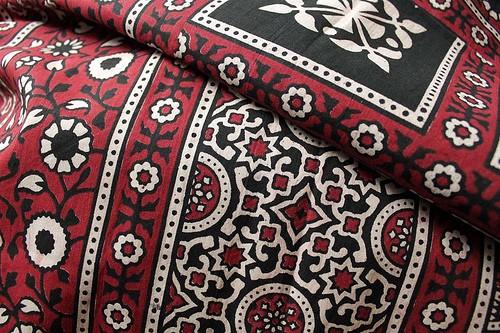 Pakistani Wardrobe Essentials ajrak