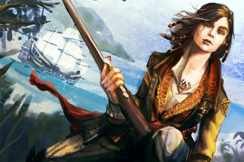 Female Pirates Mary Read
