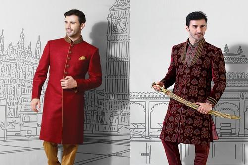 Pakistani Wardrobe Essentials Sherwani