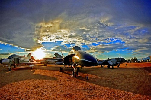 Pima Air best aviation museums