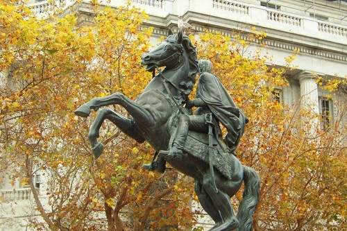 Simon Bolivar Famous War Horses