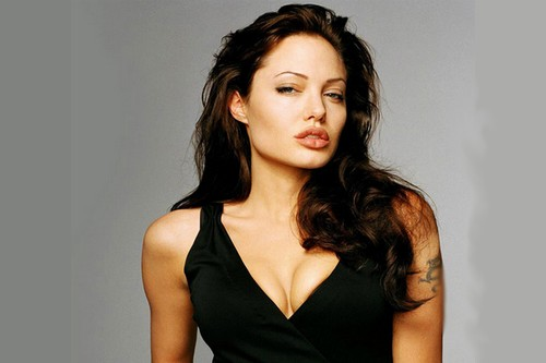 Angelina Jolie Hottest Hollywood Moms