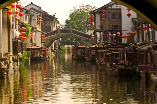 Beautiful Canal Cities