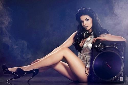 Hottest Female DJs Ane Teri