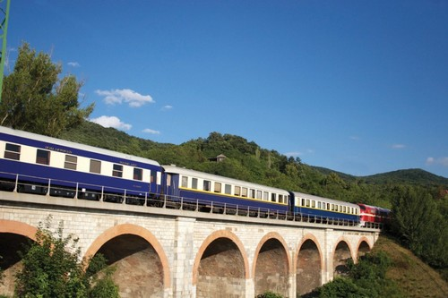 Danube Express from Budapest to Istanbul