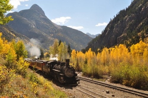Durango and Silvertron Narrow Gauge Railroad