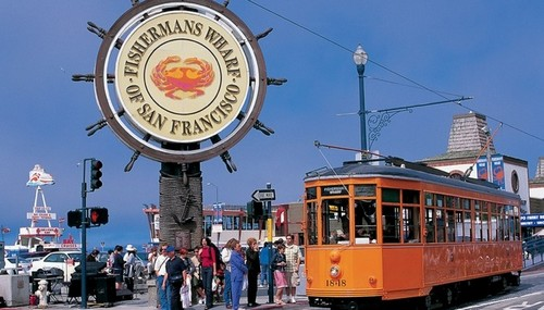 Top 10 Attractions in San Francisco