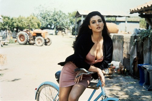 Monica Bellucci Hottest Hollywood Moms