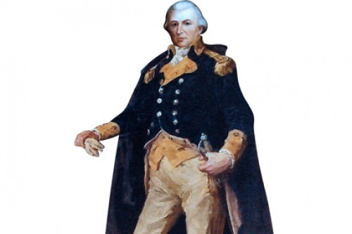 Military Men of the American Revolution