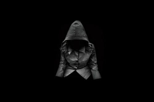 hooded man ritual instructions