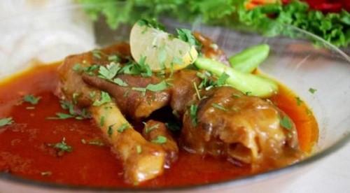 Eat Healthy Pakistani Food