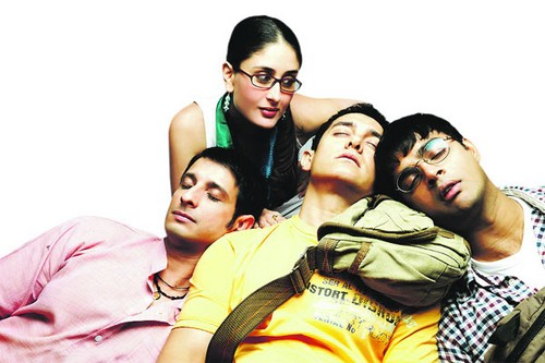 3 idiots Bollywood Films