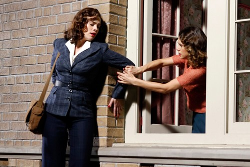 Agent Carter Women Centric TV Shows