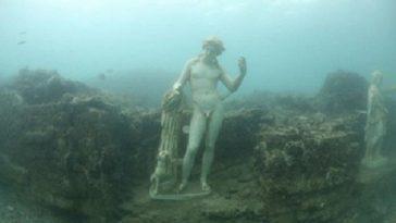 10 Lost Underwater Cities