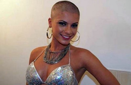 Babi Rossi Celebs with Bald Head