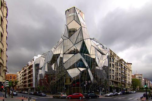 Basque Health Department Headquarters, Bilbao