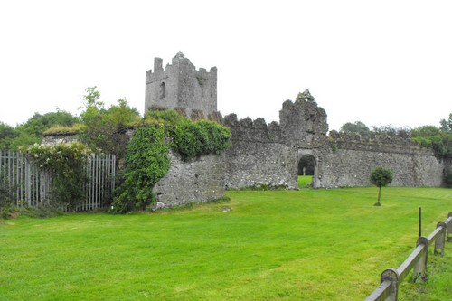 Clonony Haunted Castles in Ireland