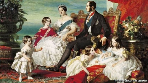 Facts About Queen Victoria children