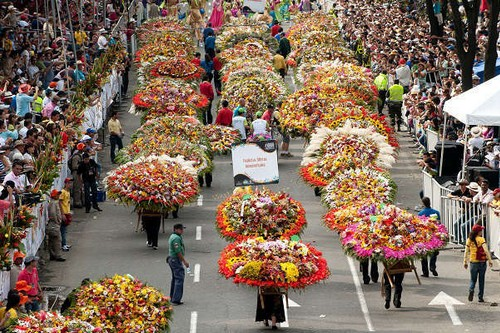 Flower Festivals of the Medellin