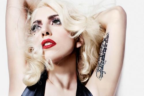 Highest Paid Female Singers Lady Gaga