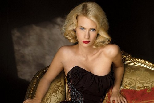 January Jones Hot Pose