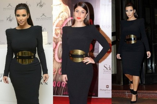 Bollywood Actresses Coping Styles from Hollywood Top 10 2