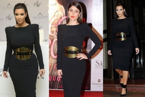 Kareena Kapoor coping Kim Kardashian