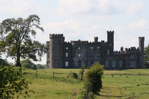 Killua Haunted Castles in Ireland