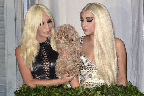 Legendary Fashion Designers Donatella Versace