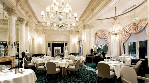 Most Luxurious Restaurants