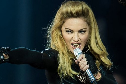 Madonna Highest Paid Female Singers