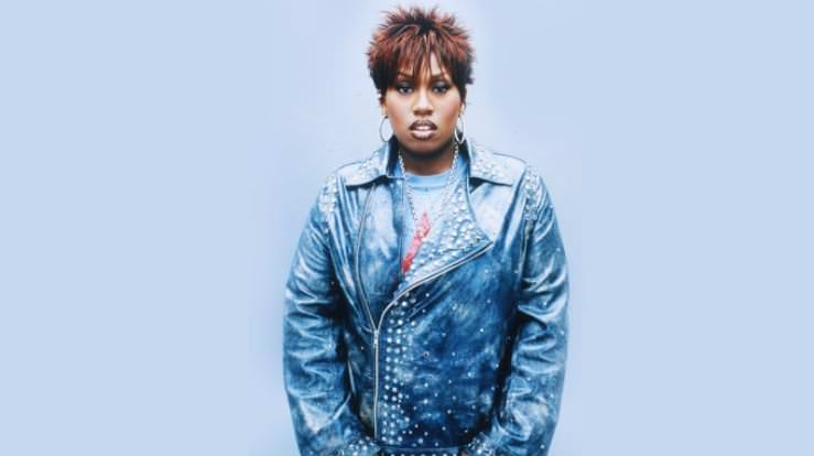 Missy Elliott Richest Female Rappers