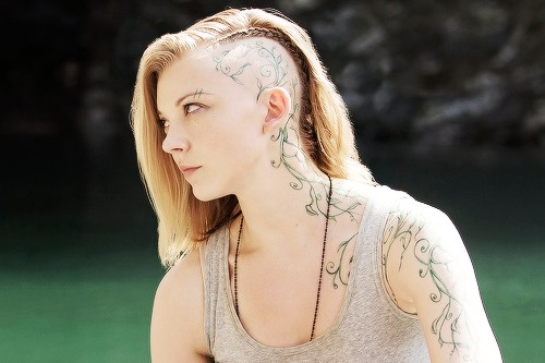 Natalie Dormer Celebs with Bald Head