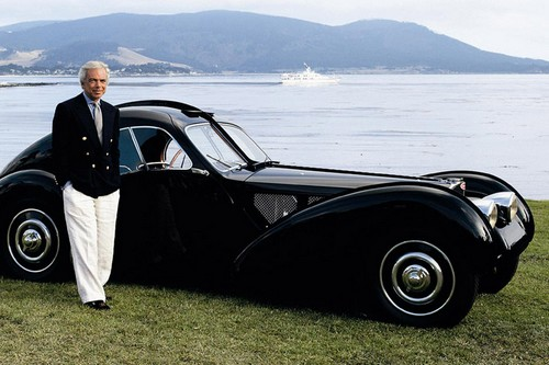 Ralph Lauren Legendary Fashion Designers